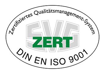 QM-Zertifizierungslogo