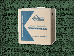 Domberger Buecherkarton Umzugskarton